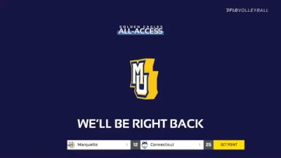 Replay: UConn vs Marquette | Oct 1 @ 6 PM
