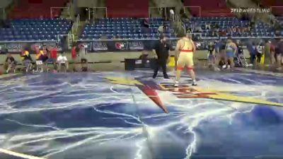 285 lbs Consi Of 32 #2 - Rj Schneider, Illinois vs Liam Pryor, Kansas