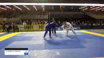STUART RANDLE MADDOX vs LUIZ FERNANDO DE AZEVEDO PANZA 2020 Pan Jiu-Jitsu IBJJF Championship