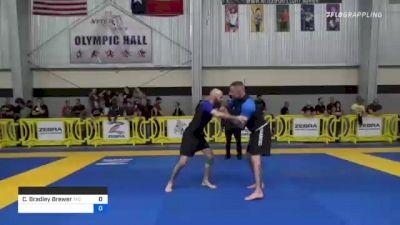 Christopher Bradley Brewer vs Joshua Daniel Olliff 2021 Pan IBJJF Jiu-Jitsu No-Gi Championship