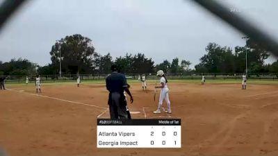 Georgia Impact vs. Atlanta Vipers - 2021 PGF National Championships 12U Premier