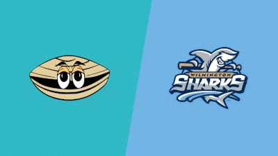 Replay: Steamers vs Sharks | Jul 17 @ 7 PM