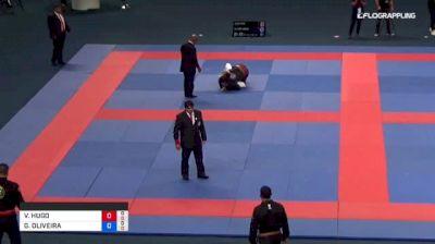 VICTOR HUGO MARQUES vs GABRIEL OLIVEIRA 2018 Abu Dhabi Grand Slam Rio De Janeiro