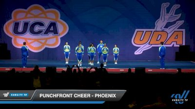 PunchFront Cheer - Phoenix [2019 Senior Open - Small - Coed 6 Day 2] 2019 UCA Smoky Mountain Championship