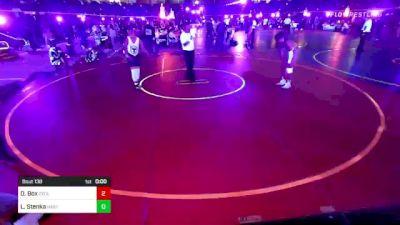 Replay: Mat 1 - 2021 Cosmic Clash (Blacklight Wrestling) | Sep 25 @ 9 AM