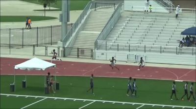 Boys' 4x400m Relay, Finals 1 - Age 13-14