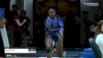 Alicia Boren - Vault, Florida - 2019 NCAA Gymnastics Regional Championships - Oregon State