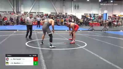 174 lbs Consolation - Jackson Hemauer, Fresno State vs Kimball Bastian, Utah Valley