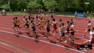 Men's 5k, Final