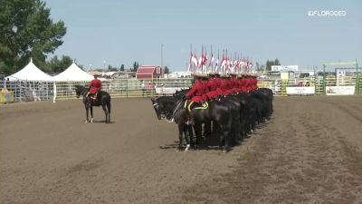 2019 Strathmore Stampede | RCMP Musical Ride | August 4