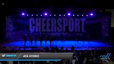 ATA Hydro [2021 U19-Coed 3] 2021 CHEERSPORT: Atlanta Grand Championship