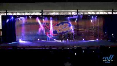 Palm Beach Lightning - AQUA [2020 L3 Youth Day 1] 2020 All American DI & DII Nationals