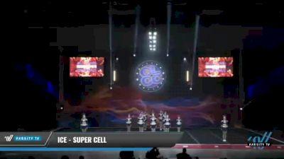 ICE - Super Cell [2021 L3 Senior - Small Day 1] 2021 GLCC: The Showdown Grand Nationals
