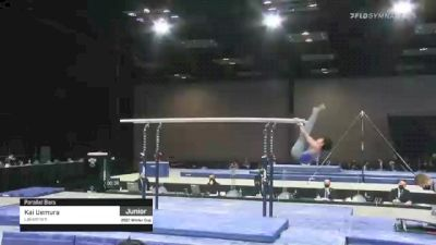 Kai Uemura - Parallel Bars, Lakeshore - 2021 Winter Cup & Elite Team Cup