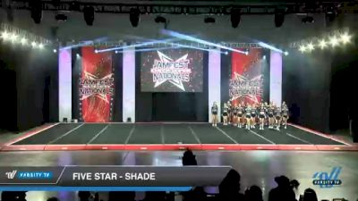Five Star - Shade [2021 L4 Senior - Small Day 2] 2021 JAMfest Cheer Super Nationals