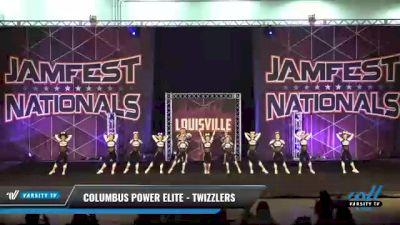 Columbus Power Elite - Twizzlers [2021 L2 Junior - D2 - Small Day 2] 2021 JAMfest: Louisville Championship