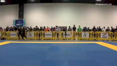 JOHN LESLIE HANSEN vs MAX DOS SANTOS GIMENIS 2020 IBJJF Pan No-Gi Championship