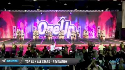 Top Gun All Stars - Revelation [2021 L6 International Open Coed - Small Day 1] 2021 One Up National Championship