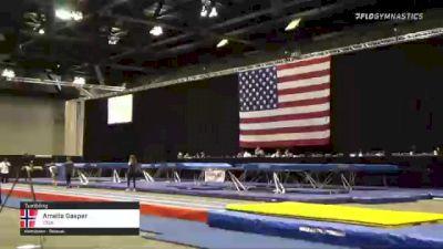 Amelia Gasper - Tumbling, CIGA - 2021 USA Gymnastics Championships