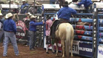 2019 National Little Britches Association Finals | Rough Stock | July 6 | Perf Nine