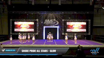 Shore Pride All Stars - GLOW [2021 L2.1 Junior - PREP Day 1] 2021 The U.S. Finals: Ocean City