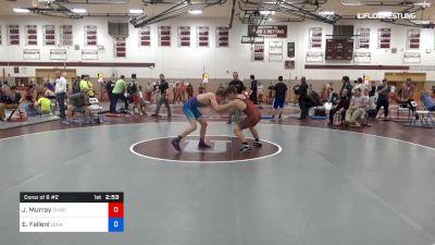 145 lbs Consi Of 8 #2 - Jack Murray, SKWC vs Eric Falleni, Lenape Valley