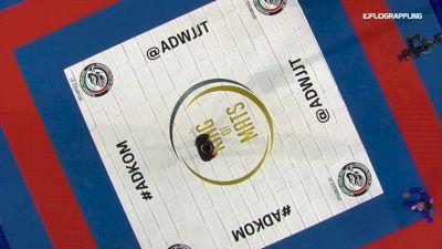 Isaque Braz vs Dj Jackson 2019 Abu Dhabi King of Mats