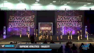 Supreme Athletics - Majesty [2021 L3 Junior - Small Day 1] 2021 JAMfest: Louisville Championship