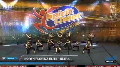 North Florida Elite - Ultra Violet [2021 L2 Senior - D2 Day 1] 2021 South Florida DI & DII Nationals