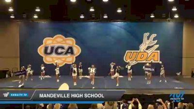 Mandeville High School [2020 Game Day Medium Varsity Day 2] 2020 UCA Magnolia Championship