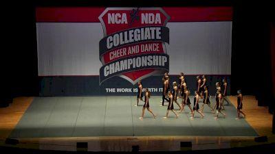 University of Tampa [2018 Jazz Division II Prelims] NCA & NDA Collegiate Cheer and Dance Championship