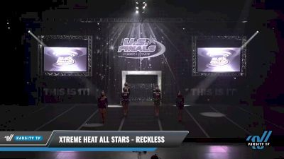 Xtreme Heat All Stars - Reckless [2021 L3 Senior Day 1] 2021 The U.S. Finals: Sevierville