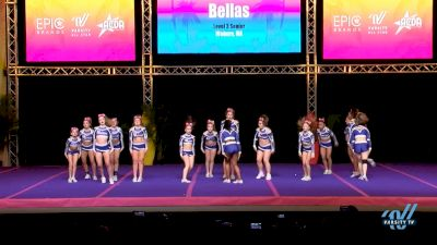 Bravo All Stars [2019 Bellas L3 Senior] 2019 Reach The Beach Nationals