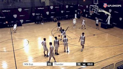 Full Replay - 2019 AAU 14U Boys Championships - Court 5 - Jul 18, 2019 at 8:43 AM EDT