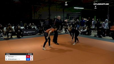Kay Hansen vs Breanna Stikkelman 2019 ADCC North American Trials