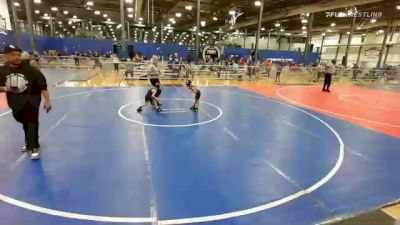 40 lbs 5th Place - Ares Aragon, DC Elite vs Connor Flynn, Summit Wrestling Academy