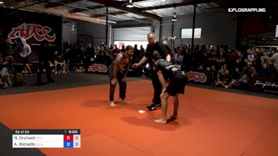 Nathan Orchard vs Anthony Richetts 2019 ADCC North American Trials