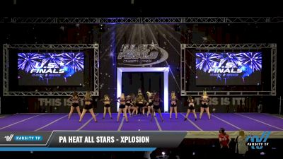 PA Heat All Stars - Xplosion [2021 L2 Senior Day 2] 2021 The U.S. Finals: Ocean City