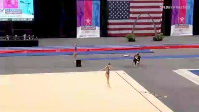 Lennox Hopkins-Wilkins - Clubs, Amplify Gymnastics - 2021 USA Gymnastics Championships