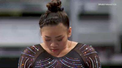 Sunisa Lee - Vault, Midwest Gym - 2021 US Championships Senior Competition International Broadcast