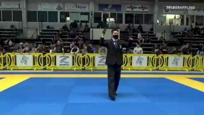 WILLIAM LEVI MCQUINN vs STEWART WHITTAKER RAMEY 2021 Pan IBJJF Jiu-Jitsu No-Gi Championship