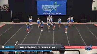 The Stingray Allstars - Wildfire [2021 L3 Junior Day 1] 2021 Badger Championship & DanceFest Milwaukee
