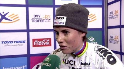 Sanne Cant Wins Cyclocross Essen