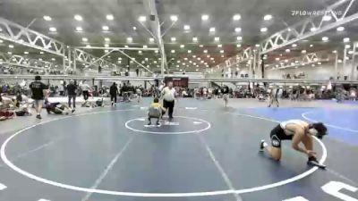 163 lbs Rr Rnd 2 - Liam Gil-SwingerV, Virginia Elite vs Murphy Mencke, NE Hammer Shack