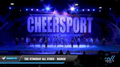 The Stingray All Stars - Mango [2021 L1 Junior - Medium Day 1] 2021 CHEERSPORT National Cheerleading Championship