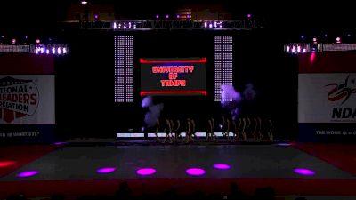 University of Tampa [2018 Jazz Division II Finals] NCA & NDA Collegiate Cheer and Dance Championship