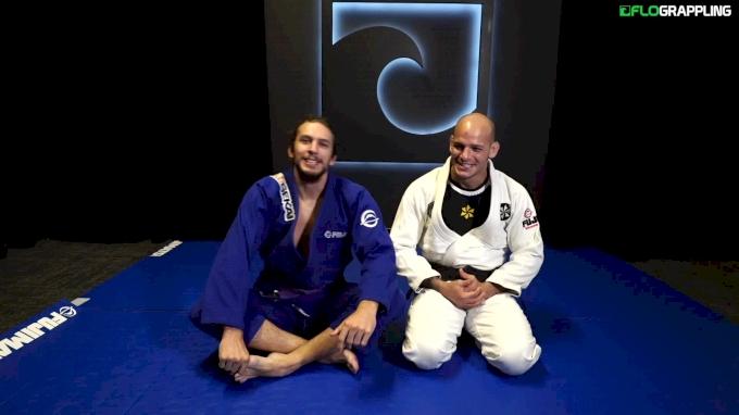 Private Lesson With Xande Ribeiro