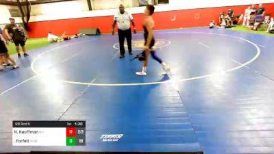 Prelims - Ned Kauffman, Olympia vs Forfeit, Phoenix