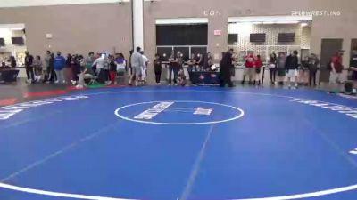 66 kg Consolation - Nebi Tsarni, MD vs Greta Garbuzovas, GA