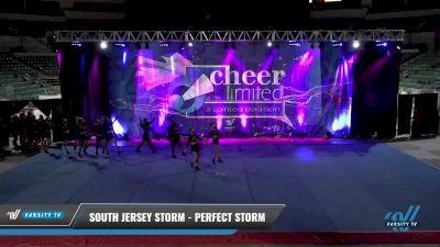 South Jersey Storm - Perfect Storm [2021 L3 - U19 Coed] 2021 Cheer Ltd Open Championship: Trenton